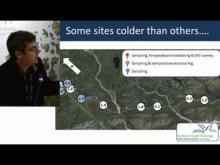 29 - Alaska Highway permafrost mapping - Fabrice Calmels &