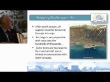 23 - Building infrastructure in Nunavut - John Watson