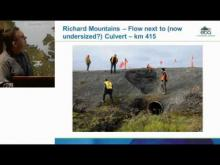 22 - Effects of Climate Change on permafrost and the Dempster